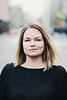 Jenna (tropeone) Tags: portrait jenna bokeh 85mm sel85f18 helsinki töölö portraiture girl blonde corporate business linkedin