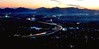 night view-05 (itsuo.t) Tags: nightview nightscene night twilight highway sunset