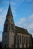 Kirche / Church (R.O. - Fotografie) Tags: kirche church nieheim nrw kreis höxter rofotografie outdoor blauer himmel blue sky wolken clouds panasonic lumix dmcf1000 dmc fz1000 fz 1000