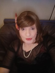 39771692451_a57b617e1b_o (Andrina Westerdale) Tags: tgirl transwoman transgender ts pansy pearls femme fairy sissy shemale transvestite travestie crossdresser tranny tg faggot whore queen princess bitch femboi