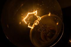 B (RubyT (I come here for cameraderie!)) Tags: pentaxkp f3570 bulb lightbulb filament pentax pentaxart light