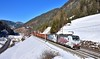 Lokomotion 193 776 + 193 772 Wolf am Brenner (tobias.unsin) Tags: locomotive lok logistik lokomotion train railway rail railroad winter alps austria