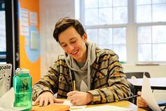 IMG_3918 (proctoracademy) Tags: academics classof2018 grunbergerjoe honorsclass honorsprecalculus math