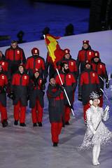 Ceremonia De Inauguracion PyeongChang 2018 43