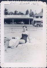Balm Beach (jmaxtours) Tags: balmbeach balmbeach1952 tinytownship thefront beach arcade ontario bay georgianbay