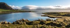 Unusual clouds, Broadwater, Tywyn (Explore) (babs pix) Tags: clouds lowcloud broadwatertywyn snowdonia snowdoniamountainsandcoast reflections tywyngwynedd countryside cadaircountry calm gwynedd westwales wales landscape