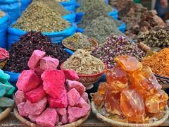 Souks of Marrakech, Morocco. (Nina_Ali) Tags: vibrant souk oldmarket morocco marrakech northafrica