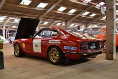 Datsun 240z (Berkazoide) Tags: raceretro raceretro2018 rally race car historic datsun 240z