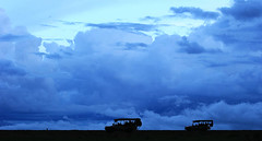 Moody sky at end of afternoon - Masaï Mara - Kenya (lotusblancphotography) Tags: africa afrique kenya nature landscape sky clouds crépuscule nuages ciel animal wildlife moodysky