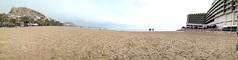 Invierno en #Alicante 2018 (carpomares) Tags: alicante panorámica landscape beach sand mediterráneo mediterranean mare nostrum sea santa bárbara castillo castell castle postiguet