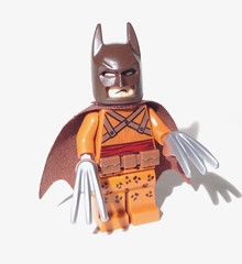 Custom Lego Cheeta Batsuit (ColbyBricks) Tags: colby custom bricks dc batman cheeta batsuit