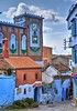 Chaouen (zapicaña) Tags: chefchaouen chaouen xaouen marruecos maroc calle street horno oven