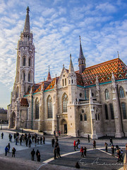 (Emma Andreadaki) Tags: budapest hungary travel europe travelling church fishermansbastion view artistic architecture colors