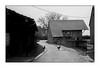 Le Morvan (Punkrocker*) Tags: leica m2 konica hexanon m 50mm 502 film kodak trix 400 nb bwfp campaign mist village bourgogne morvan france