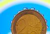 Sixteen years of Euro (R.D. Gallardo) Tags: sixteen years euro dieciseis años de euros canon eos 6d raw macro tamron 90mm f28 money dinero union european europea