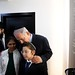 PM Netanyahu visits Chabad House in Mumbai with Moishi