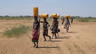 Dispatches from South Omo, Ethiopia - securing water in Nyangatom.