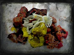Barbecue still life {3/52} (therealjoeo) Tags: barbecue bbq taylor texas louiemueller food restaurant brisket week3theme
