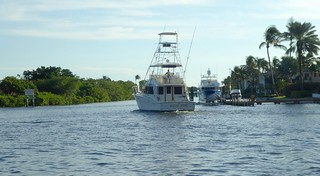 20171015_24 North Palm Beach Canals Boating Intracoastal Waterway Palm Beach County FL USA