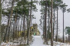 Hell stone house with Julien tower (a7m2) Tags: höllenstein naturfreunde föhrenberge natur hike wandern monatinbike nordingwalking travel erholung flora fauna mödling loweraustria