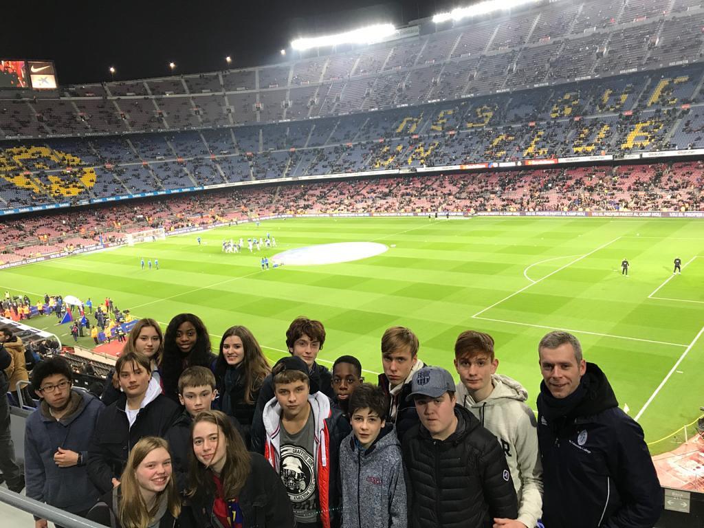 Barcelona trip 2018