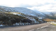 Edale Road view (kingsway john) Tags: peak district uk derbyshire mam tor edale road snow countryside