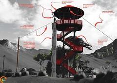 A cost-effective new amusement-based tower that can support multiple adventure activities http://j.mp/2AHuxNy (Skywalker Adventure Builders) Tags: high ropes course zipline zipwire construction design klimpark klimbos hochseilgarten waldseilpark skywalker