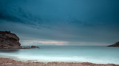 _SEN5319-E (Sento74) Tags: covetafumá elcampello alicante calas mar playa cielo nubes