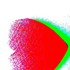 Back at you. (vertblu) Tags: red green turquoise heart valentine popart minimal minimalism minimalismus vibrant vibrancy vibrantcolours vibrantandminimal vibrantminimalism vertblu white purple