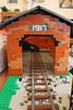 Train remittance (kr1minal) Tags: train station remittance lego moc afol wwii worldwar era epic impression lug