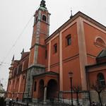 Ljubljana, l'église franciscaine de l'annonciation1801021150 thumbnail