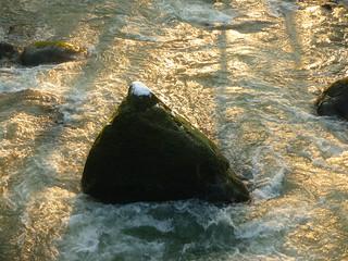 Spitze des Felsberges