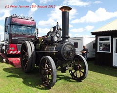 AF 4393 (Peter Jarman 43119) Tags: lincolnshire steam rally 2013
