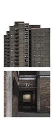[B L O C K S]. 2 / 3 (pictob) Tags: plattenbau berlin architecture series prefabricatedbuilding minimalistic symmetry geometric graphic nikon nikond7100 germany documentary