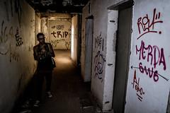_SAM3365 (tiulekler) Tags: urban urbanexploration urbex exploration abandoned hospitalabandoned hospital street
