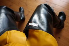 Sensational Shorefishers (essex_mud_explorer) Tags: hunter shorefisher rubber thigh hip boots waders watstiefel cuissardes stivali bottes caoutchouc rubberlaarzen gummistiefel rubberboots rubberwaders thighboots thighwaders