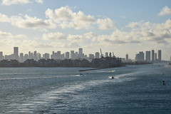 Miami Turns to Dusk (The Brit_2) Tags: miami florida ocean beach absolutelystunningscapes