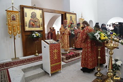 038. Престольный праздник в соборе г.Святогорска 30.09.2015