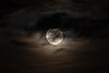 Now You See It... (Geraldine Curtis) Tags: moon bluemoon clouds morley derbyshire
