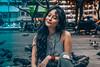 G. Menendez (PALA1991) Tags: guayas guayaquil ecuador parque palomas reloj cabello gold mujer model ikon nikon canon portrait persona bosque metrovia iglesia