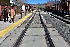 Tracks (thomasgorman1) Tags: tracks railyaed rr railroad nm nikon rails rail town neighborhood southwest