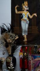 Cambodian Arts & Crafts (kuntheaprum) Tags: cambodianarts crafts painting angkor nikon d750 samyang 85mm f14 nearyrothkunthea