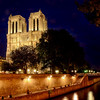 Notre-Dame de Paris (jjcordier) Tags: notredame paris bluehour cathédrale gothique seine