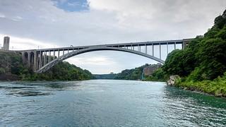 Puente sobre el Niágara