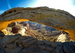 GOPR1905 (The_Little_GSP) Tags: mesaarch canyonlands nationalpark utah moab