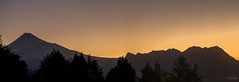 Villarrica Volcano (era.ph) Tags: sunset atardecer suave soft love nature mountains panoramic pure degrade new perspective nikond5300