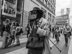 Mysterious...    Stockholm / Sweden (mikeback-streetphotography) Tags: stockholm street streetart streetarteverywhere streetartistry streetlife streetphoto streetphotographers streetphotography streetstyle monochrome mono monochromatic people sweden gatufotografi photo photooftheday blackandwhitephotography photography mikebackstreetphotography mike back