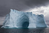 Iceberg (Travels with Kathleen) Tags: antarctica iceberg ice water polar clouds sky outdoor ciervacove ngc