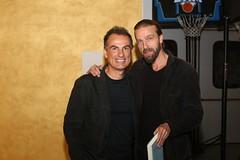 Andrea De Carlo e Giulio Casale
