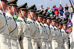 Parada Militar 2016 (EscuelasMatricesChile) Tags: paradamilitar michellebachelet marcelodíaz ejército parqueohiggins santiago chile fiestaspatrias humbertooviedo